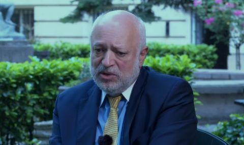 Проф. Минеков не одобрява ситуацията в театрите (ВИДЕО) - 1
