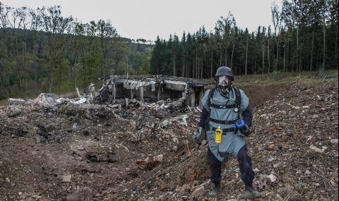 Чехия: Доказана е българската следа във взрива