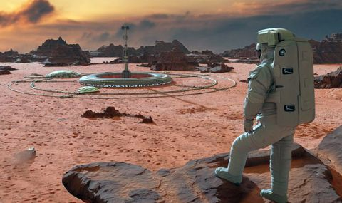 Руснаците пращат АЕЦ на Марс