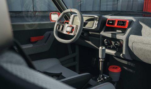 Възроденото Renault 5 Turbo дебютира с класически дизайн и нови технологии - 7