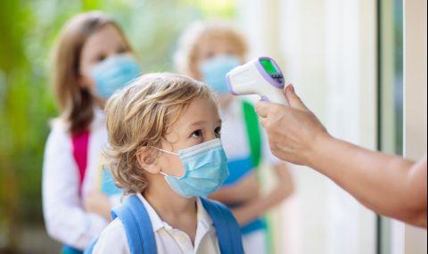 Близо 1/3 от новите случаи на Covid-19 са деца - 1