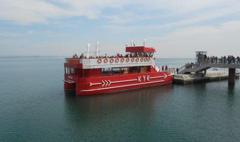 В събота пускат нова морска линия в Бургас - 1
