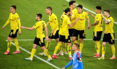 Борусия Дортмунд не показа милост и се класира за финал за Купата на Германия