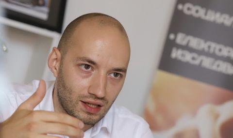 Димитър Ганев: Младите подкрепят най-силно зелените политики - 1