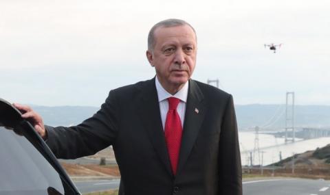Ердоган: Срещата в Берлин е важен етап за прекратяване на сраженията