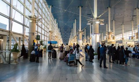 Летището в Техеран е затворено