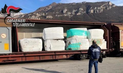 Македонецът, внасял италиански боклук у нас: Носим само в България, у нас е забранено