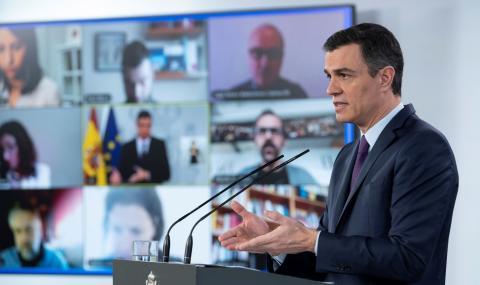 Испания мисли да удължи извънредното положение