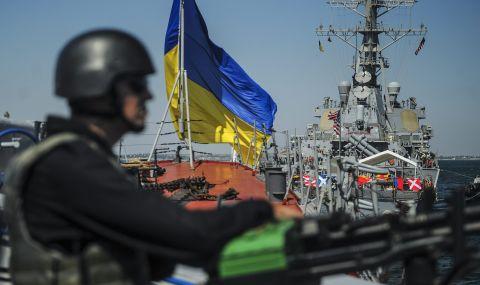 Украйна предложи на НАТО да използва въздушното пространство на Крим