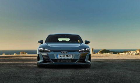 Audi представи електрическия E-Tron GT заедно с най-мощната RS версия - 7