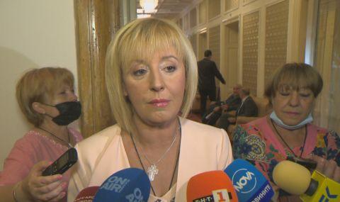 Манолова иска временна забрана на износа на ток - 1