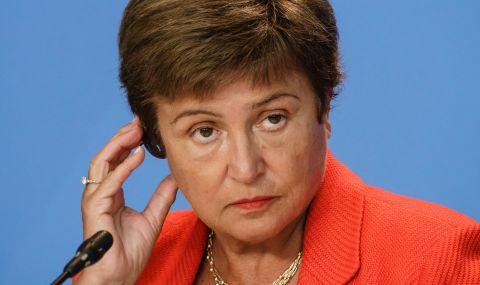 Разглеждат етичен доклад за действията на Кристалина Георгиева - 1