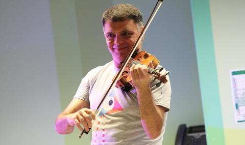 Васко Василев само с концерт в София от лятното турне