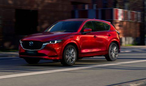 Mazda CX-5 с нова визия и повече технологии - 1