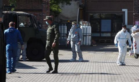 Босна не пусна руски военни