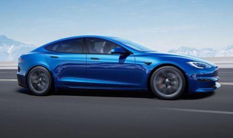 Tesla се отказва от колата си с най-голям пробег