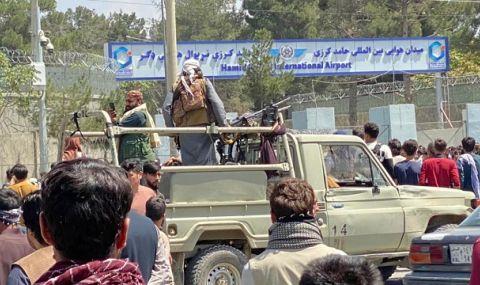 Лондон предлага регионална коалиция за контрол върху талибаните в Афганистан - 1