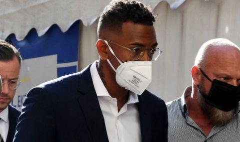 Осъдиха доскорошен футболист на Байерн Мюнхен за домашно насилие - 1