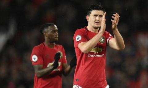 Магуайър: Манчестър Юнайтед трябва да се бори за титли, а не за място в ШЛ