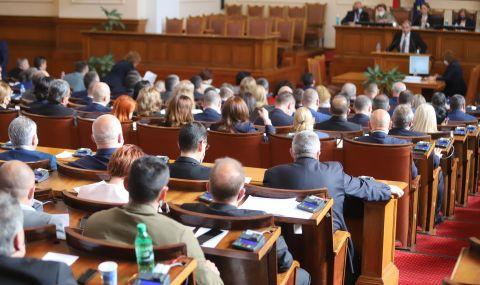 Преизчислението на пенсиите мина на първо четене, Ива Митева отказа второ гласуване