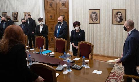 Президентът пред ГЕРБ: Съмненията за манипулирани избори ще се преодолеят чрез ясни мерки (ОБЗОР)