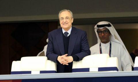 Перес вече e решил кой ще е следващият треньор на Реал Мадрид