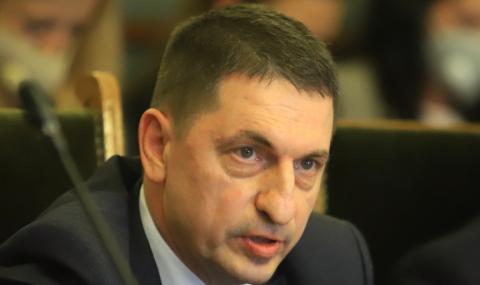 Терзийски: 10% увеличение на заплатите в МВР догодина