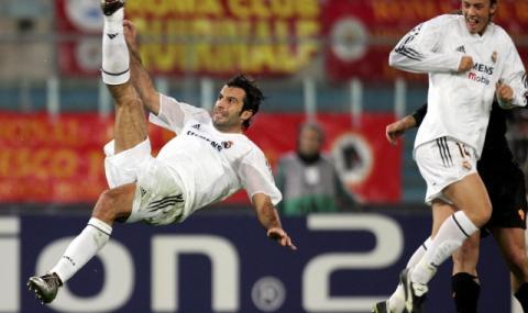 Луиш Фиго: Да премина от Барса в Реал Мадрид беше трудно решение, но правилно