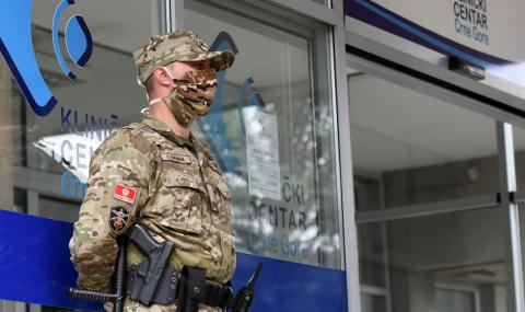 Черна гора отваря границите си, но не и за Сърбия