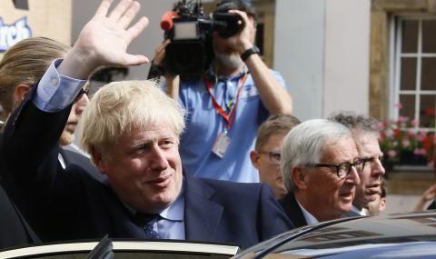 Плановете на Борис Джонсън са под заплаха
