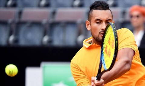 Чичото на Надал: Кириос е вреден за тениса