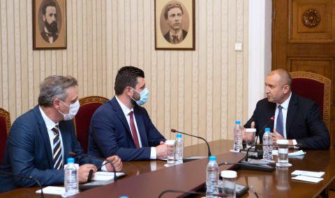 Президентът: Край на дискриминацията на българите в РСМ ще бъде знак за европейската зрялост на страната
