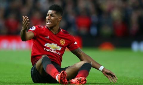 Рашфорд лази по нервите на ръководството на Юнайтед