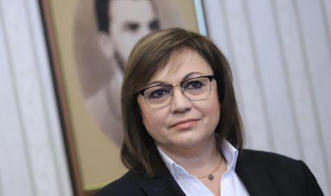 Корнелия Нинова: БСП не настоява за третия мандат - 1
