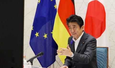 Премиерът на Япония с невероятен успех