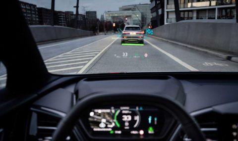 Audi представи електрическото Q4 с различен дизайн и нова платформа - 13