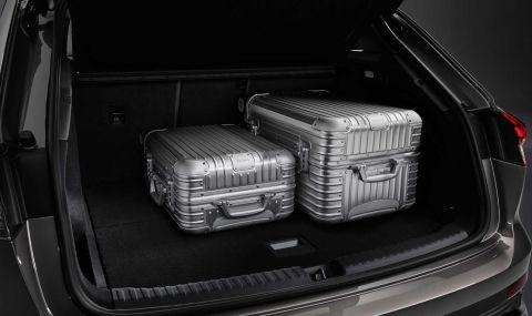 Audi представи електрическото Q4 с различен дизайн и нова платформа - 11