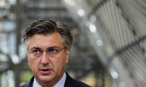 Заплаха за хърватския премиер