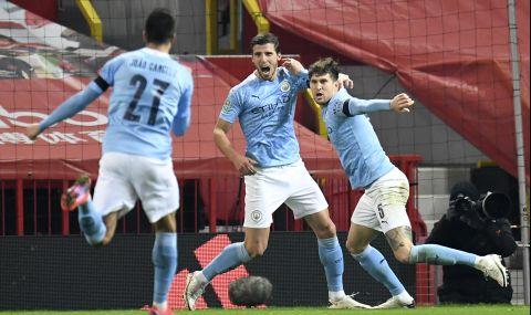 Манчестър Сити победи Юнайтед и ще защитава трофея си от Купата на Лигата