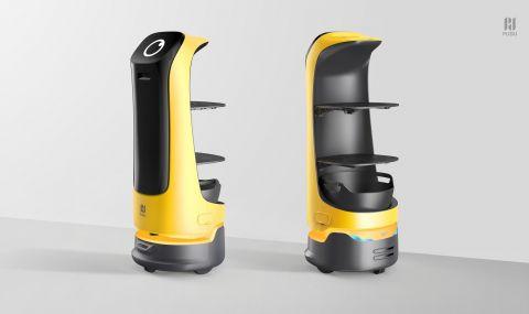Сервитьорите от бъдещето щe са… роботи (ВИДЕО) - 1