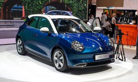 Китайска марка ще се пробва в Европа с този модел - 1
