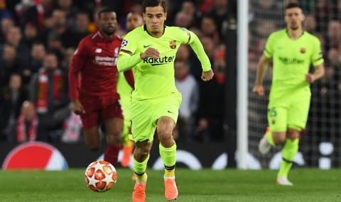 Барселона и Челси преговарят за трансфер на Коутиньо