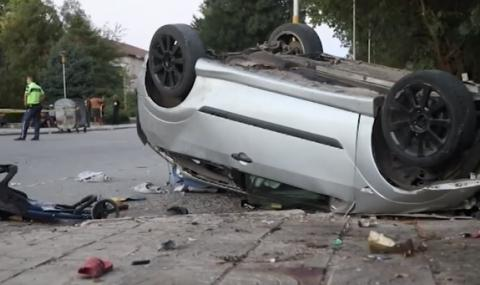 Шофьорът, убил 2 деца в Белгун, е техен роднина