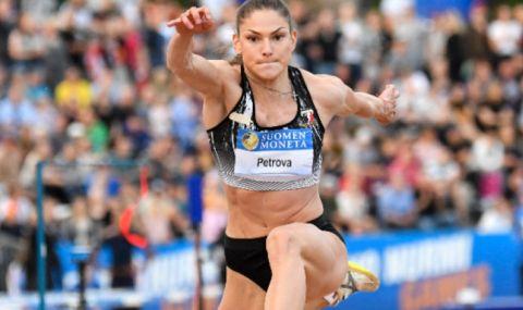 Габи Петрова: Ще ми трябва резултат над 14.30 метра за финал - 1