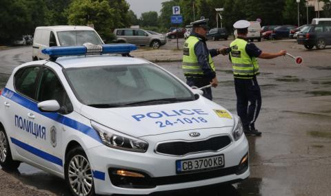 Арестуваха млада жена, шофирала с над 2 промила и избягала от катастрофа