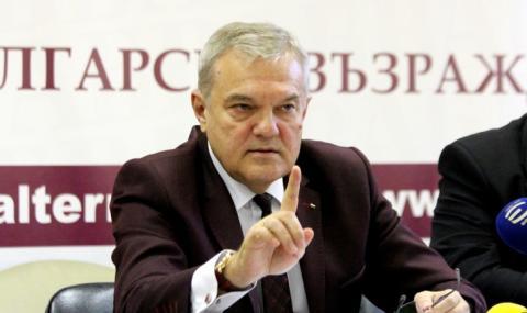 Румен Петков: Борисов и Радев да не си говорят през зайчарника