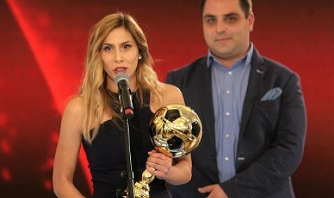 Най-добрата българска футболистка подписа с датски клуб