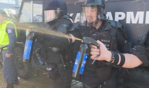 Първо във ФАКТИ: До месец излиза съдебно решение за полицейско издевателство от лятото