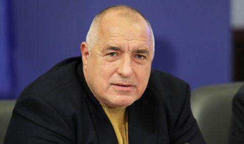 Борисов официално: Даниел Митов ще е кандидат за премиер, Караянчева - за шеф на НС