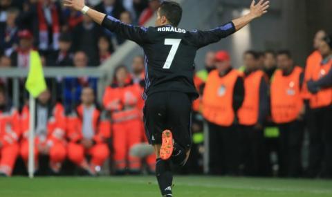 Роналдо разкри най-големите си съперници